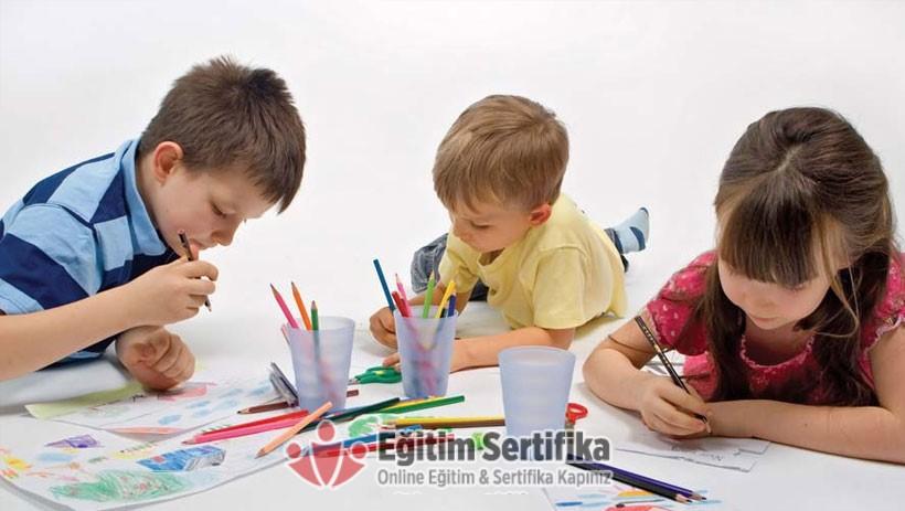 Çocuk Resimleri Analizi ve Psikolojik Resim Testleri