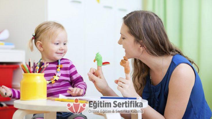 Dil ve Konuşma Bozuklukları Kapsamlı Eğitim Sertifika Programı