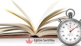 Hızlı Okuma Kursu