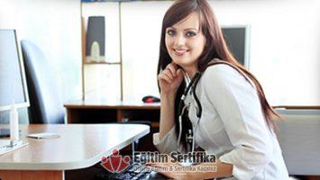 Tıbbi Sekreterlik Sertifika Programı