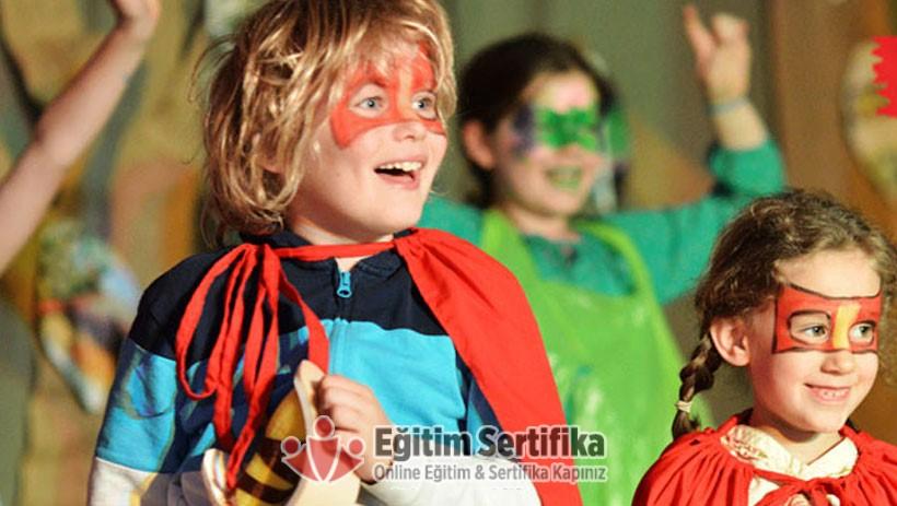 Yaratıcı Drama Liderliği Eğitimi 320 Saat