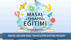 Masal Terapisi Eğitimi Sertifika Programı Ankara Çamlıdere