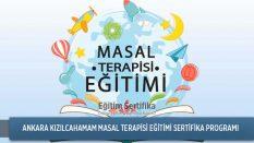 Masal Terapisi Eğitimi Sertifika Programı Ankara Kızılcahamam
