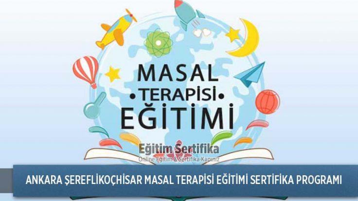 Masal Terapisi Eğitimi Sertifika Programı Ankara Şereflikoçhisar