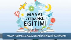Masal Terapisi Eğitimi Sertifika Programı Ankara Yenimahalle