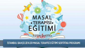 Masal Terapisi Eğitimi Sertifika Programı İstanbul Bahçelievler