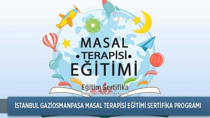 Masal Terapisi Eğitimi Sertifika Programı İstanbul Gaziosmanpaşa