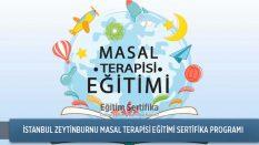 Masal Terapisi Eğitimi Sertifika Programı İstanbul Zeytinburnu