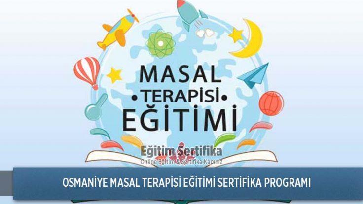 Masal Terapisi Eğitimi Sertifika Programı Osmaniye