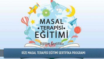 Masal Terapisi Eğitimi Sertifika Programı Rize