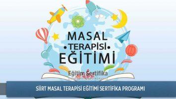 Masal Terapisi Eğitimi Sertifika Programı Siirt