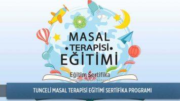 Masal Terapisi Eğitimi Sertifika Programı Tunceli
